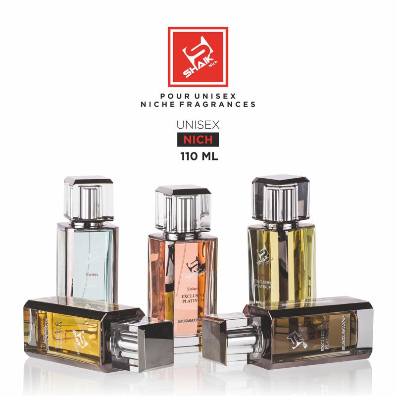 Shaik номерная парфюмерия каталог список