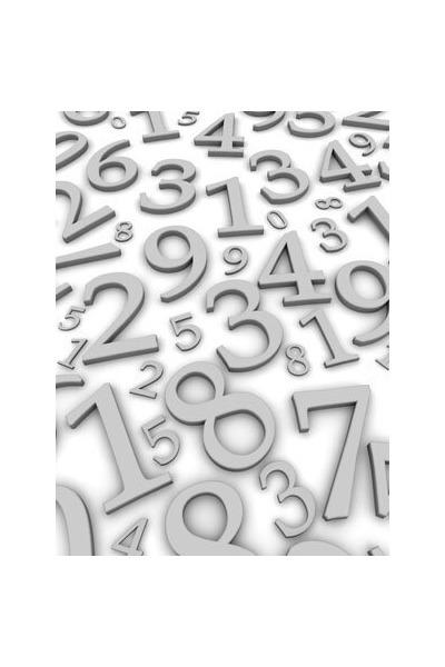 Sevaverek - номерная таблица
