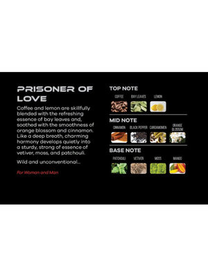Парфюмерия Shaik SHAIK / Духи By Shaik Perfume PRISONER OF LOVE, 50 мл (фото, вид 5)