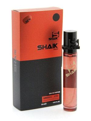 Парфюмерия Shaik SHAIK / Парфюмерная вода №219 Franck Boclet Sugar 20 мл. (фото, Shaik 219 Franck Boclet Sugar 20 мл. 2)