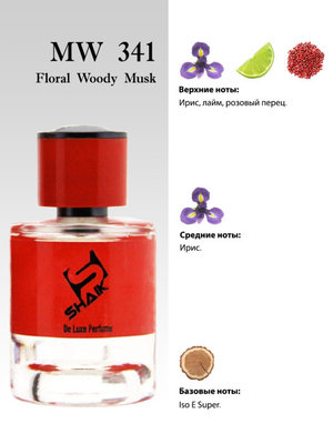 Парфюмерия Shaik SHAIK / Парфюмерная вода № 341 Molecules 01, 25 мл. Tester (фото, Shaik тестер 341 Molecules 01, 25 мл. Tester 2)
