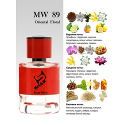 Тестер Shaik Тестер Shaik MW89 (Tom Ford Black Orchid), 25 ml. Вид 2