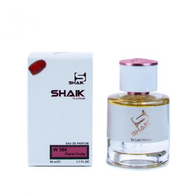 Парфюмерия Shaik Shaik W386 (Trussardi Delicate Rose), 50 ml NEW (фото)
