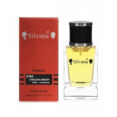 Парфюмерия Silvana Silvana U102 Cholate Greedy Sweet - Gourmand 50 мл