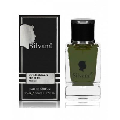 Парфюмерия Silvana Silvana M823 Black Afgano Woody - Balsamic 50 мл