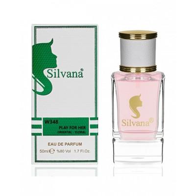 Парфюмерия Silvana Silvana W348 Play for Her Oriental - Floral 50 мл
