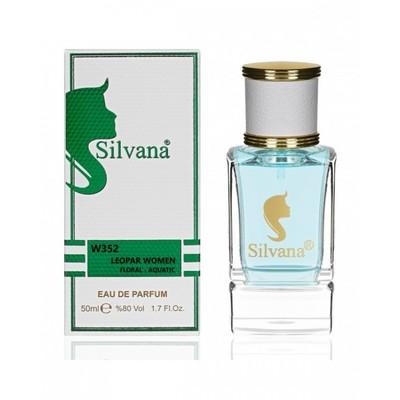 Парфюмерия Silvana Silvana W352 Leopar Women Floral - Aquatic 50 мл