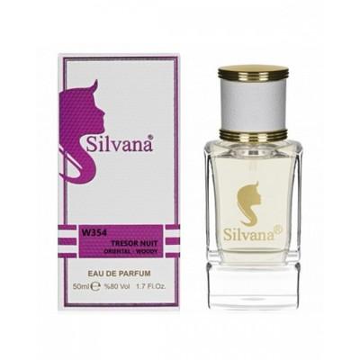 Парфюмерия Silvana Silvana W354 Tresor Nuit Oriental - Woody 50 мл