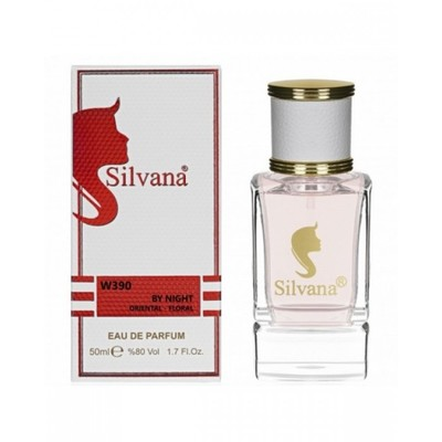 Парфюмерия Silvana Silvana W390 By Night Oriental - Floral 50 мл