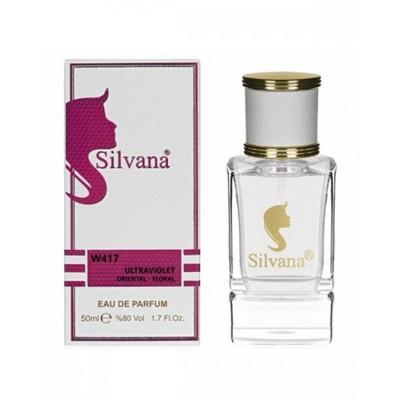 Парфюмерия Silvana Silvana W417 Ultraviolet Oriental - Floral 50 мл