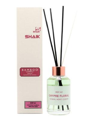 Аромадиффузор Shaik Аромадиффузор с палочками Shaik 42 (Chanel Chance Eau Fraiche) 100 ml