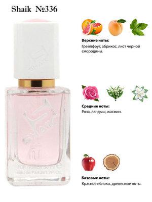 Парфюмерия Shaik SHAIK / Парфюмерная вода № 336 Donna Karan Dkny Be Delicious Fresh Blossom, 50 мл (фото)