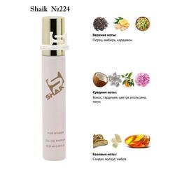 Парфюмерия Shaik SHAIK / Парфюмерная вода № 224 Versace Crystal Noir, 20 мл.