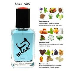 Парфюмерия Shaik SHAIK / Парфюмерная вода №09 A*Men Mugler, 100 мл.