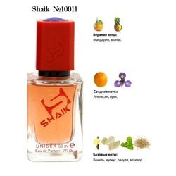 Парфюмерия Shaik SHAIK / Парфюмерная вода №10011 BACCAR VANILA MEN 50 мл