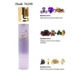 Парфюмерия Shaik SHAIK / Парфюмерная вода №240 Lolita Lempicka For Women, 20 мл.