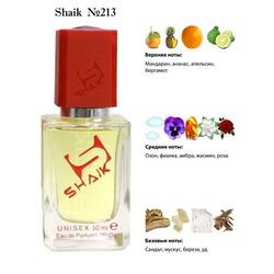 Парфюмерия Shaik SHAIK / Парфюмерная вода №213 Tizian Terenzi Gumin 50 ml
