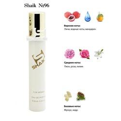 """Парфюмерия Shaik SHAIK / Парфюмерная вода № 96 Givenchy """"Un Air d Escapade"""", 20 мл."""