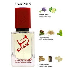 Парфюмерия Shaik SHAIK / Парфюмерная вода № 319 Initio Parfums Prives Rehab, 50 мл.