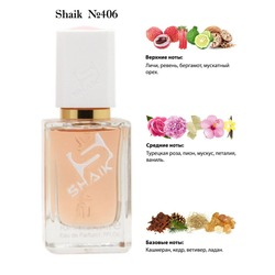 Парфюмерия Shaik SHAIK / Парфюмерная вода № 406 Parfums de Marly Delina, 50 мл.