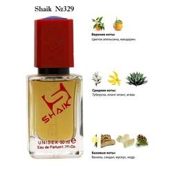 Парфюмерия Shaik SHAIK / Парфюмерная вода № 329 MEMO Marfa Paris, 50 мл.