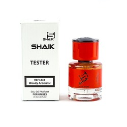 Тестер Shaik Тестер Shaik MW236 (Nasomatto Black Afgano), 25 ml