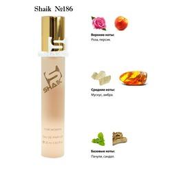Парфюмерия Shaik SHAIK / Парфюмерная вода № 186 Narciso Rodriguez For Her parfum, 20 мл.