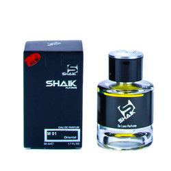 Парфюмерия Shaik Shaik M01 (Shaik Opulent Blue №77), 50 ml NEW