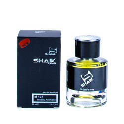 Парфюмерия Shaik Shaik M107 (Lacoste Essential), 50 ml NEW