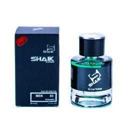 Парфюмерия Shaik Shaik M83 (Hugo Boss Boss Bottled Sport), 50 ml NEW