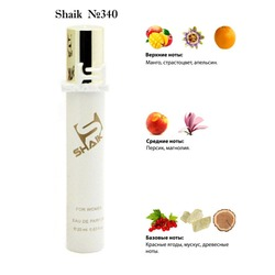 Парфюмерия Shaik SHAIK / Парфюмерная вода № 340 Escada Island Kiss Limited Edition, 20 мл.