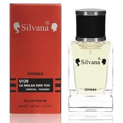 Парфюмерия Silvana Silvana U120 Jo Malone Myrrh & Tonka 50 мл