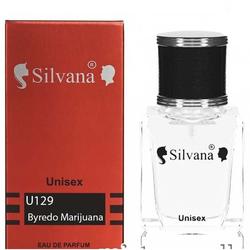 "Парфюмерия Silvana Silvana U 129 ""Byredo Marijuana"", 50 ml"
