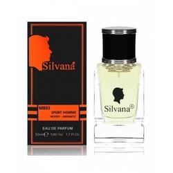 Парфюмерия Silvana Silvana M803 Sport Homme Woody - Aromatic 50 мл