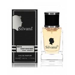 Парфюмерия Silvana Silvana M818 Scent Bose Man Citrus - Aromatic 50 мл