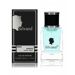 Парфюмерия Silvana Silvana M822 Aventus Chypre - Fruity 50 мл