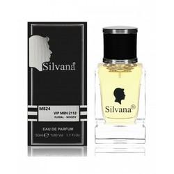 Парфюмерия Silvana Silvana M824 Vip Men 2112 Floral - Woody 50 мл