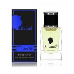 Парфюмерия Silvana Silvana M839 Black Code Oriental - Spicy 50 мл