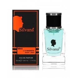 Парфюмерия Silvana Silvana M843 L.12 Magnetic Woody - Green 50 мл