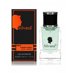 Парфюмерия Silvana Silvana M853 Summer Sorbet Woody - Aromatic 50 мл