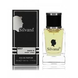 Парфюмерия Silvana Silvana M857 Shayk 70 Woody - Citrus 50 мл