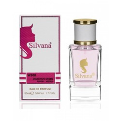 Парфюмерия Silvana Silvana W308 Delicious Green Floral - Woody 50 мл