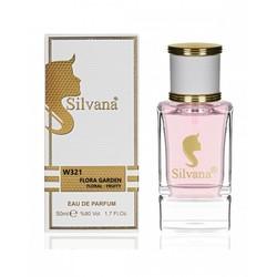 Парфюмерия Silvana Silvana W321 Flora Garden Floral - Fruity 50 мл