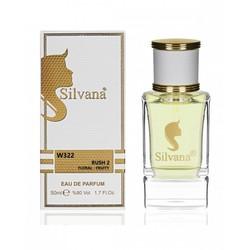 Парфюмерия Silvana Silvana W322 Rush 2 Floral - Fruity 50 мл