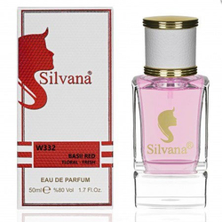 Парфюмерия Silvana Silvana W332 Basi Red Floral - Fresh 50 мл