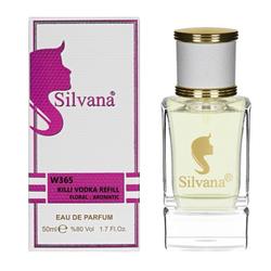 Парфюмерия Silvana Silvana W365 Killi Vodka Refill Floral - Aromatic 50 мл