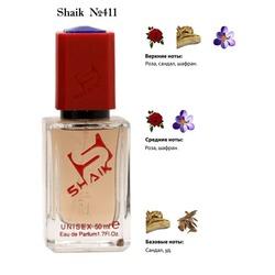 Парфюмерия Shaik SHAIK / Парфюмерная вода № 411 Aoud Red Flowers Montale, 50 мл.