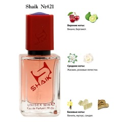 Парфюмерия Shaik SHAIK / Парфюмерная вода №421 Montale Intense Cherry, 50 мл.