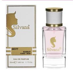 Парфюмерия Silvana Silvana W377 Scarlett Floral - Musk 50 мл