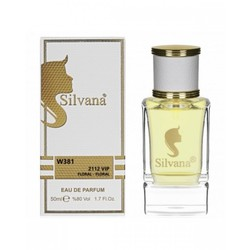 Парфюмерия Silvana Silvana W381 2112 Vip Floral - Floral 50 мл